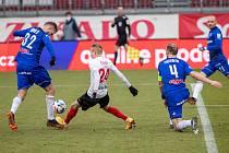 Fotbalisté Sigmy Olomouc. Vít Beneš, Roman Hubník