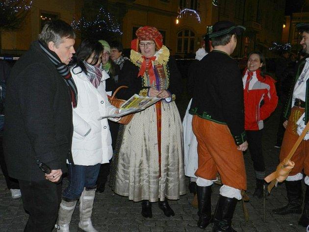 Česko zpívá koledy vLitovli