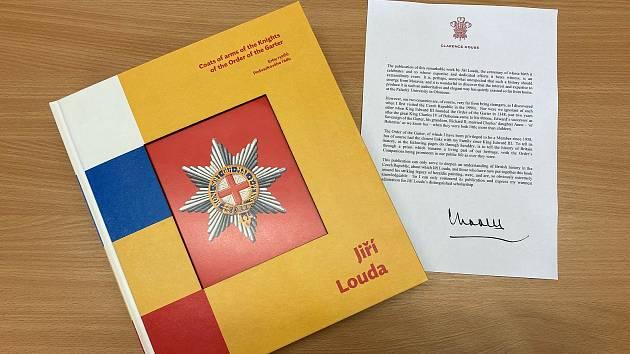 Připravovaná publikace a dopis od prince z Walesu