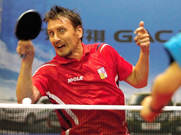 Dmitrij Prokopcov na Czech Open v Olomouci