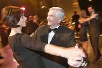 Ples v Moravském divadle