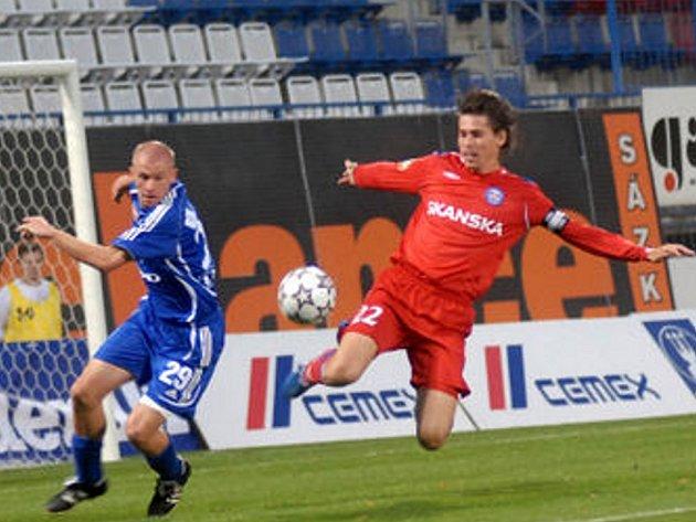 Střelci zápasu Hartig a Trousil.