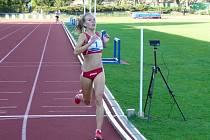 Přidalová vítězí v běhu na 1.500 m