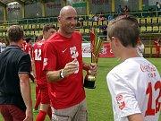 Turnaj Coca-Cola Cup v Olomouci - Jan Koller
