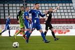Zápas Sigmy Olomouc s Mladou Boleslaví řídila Jana Adámková