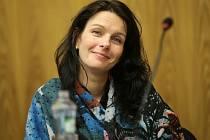 Místo ředitele se uvolnilo poté, co na začátku března rezignovala ředitelka úřadu Lucie Štěpánková (na snímku).