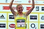 Olomoucký půlmaraton 2013: nejlepší Češka Petra Kamínková