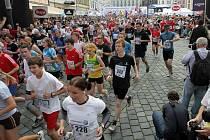 První ročník Olomouckého půlmaratonu