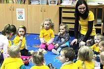 Mateřská škola v Těšeticích