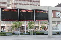 Szávka 16.6. 2011. Ráno v olomouckém přednádraží