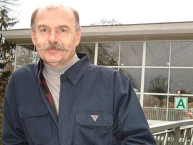 Zdeněk Štefka, ředitel Výstaviště Flora