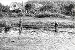 Likvidace rybníka Trávník. Název Trávník je dodnes přisuzován nejsevernější části Střeně kolem stejnojmenného rybníka. Ten byl v roce 1982 vypuštěn a zavezen.