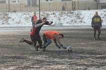 Futsalový turnaj na Nových Sadech