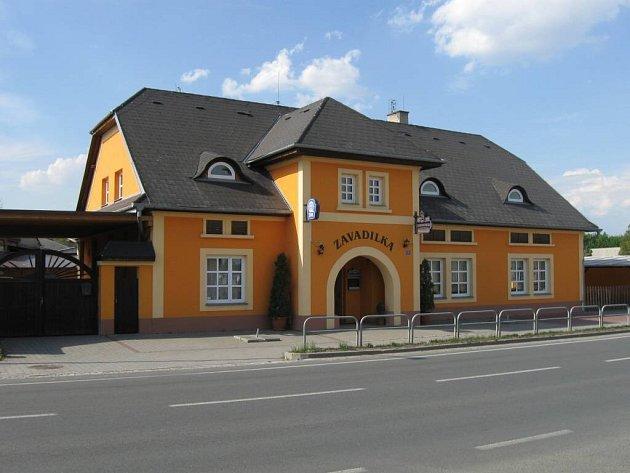 Restaurace Zavadilka Troubky