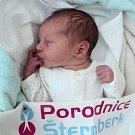 Markéta Čepová, Chudobín, narozena 16. července, míra 48 cm, váha 2690 g
