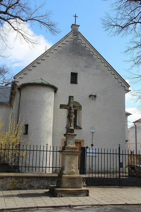 Kostel v Drahanovicích