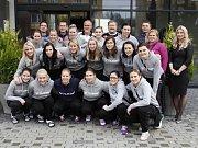 České házenkářky se sešly v Olomouci před první fází kvalifikace na mistrovství světa.