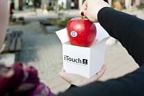 Olomouc zaplaví jablíčka iTouch