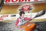 Extrémní štafetový závod Bobr Cup v Litovli.