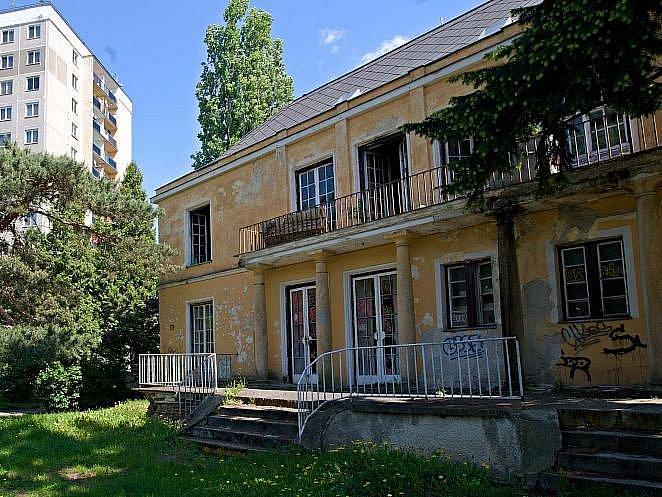 Vila Elsy a Hanse Stratilových v Čajkovského ulici v Olomouci