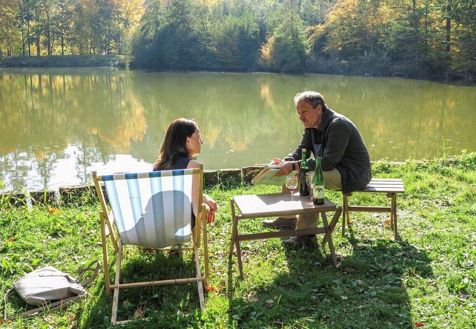 Klára Melíšková a Miroslav Krobot. Vodník, 1. díl. Z cyklu Detektivové od Nejsvětější Trojice
