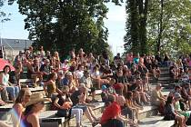 Hanácké Woodstock ve Velké Bystřici. Ilustrační foto