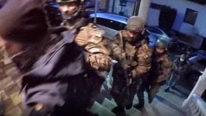 Zásah kvůli daňovému úniku na Olomoucku