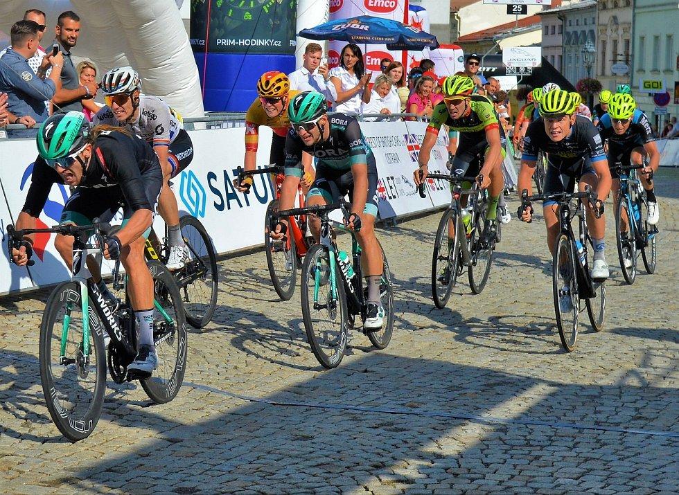 Závod Czech tour povede i Frýdkem-Místkem.