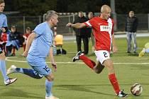 DRFG Superliga malého fotbalu: Brno vs. Olomouc