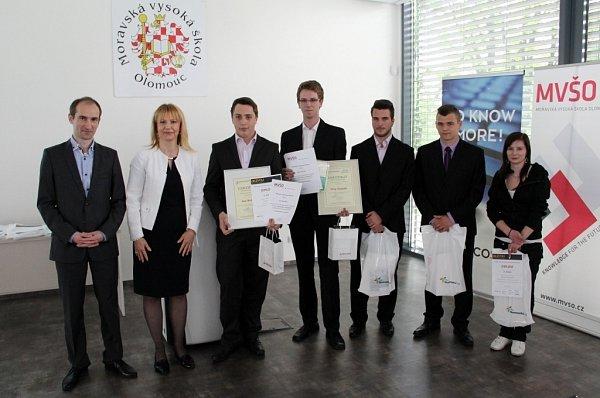 Vítězné týmy vkategorii Podnikání je pro mne výzva