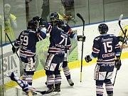 Hokejisté Olomouce vyzvali ve 31. kole extraligy na domácím ledě Vítkovice.
