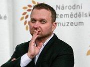 Kandidát v krajských volbách za SPO a SPD Radim Fiala.