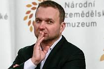 Ministr zemědělství Marian Jurečka