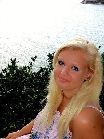 Michaela Crlová, 17let, studentka, Uh. Hradiště-Mařatice