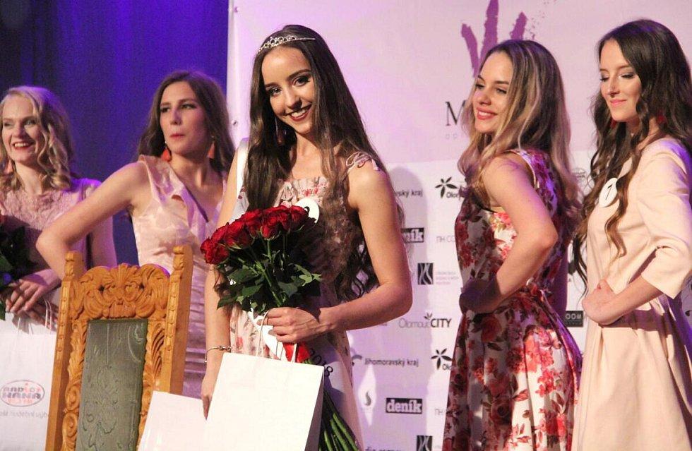 Krajské finále MissOK 2018 v olomouckém NH hotelu