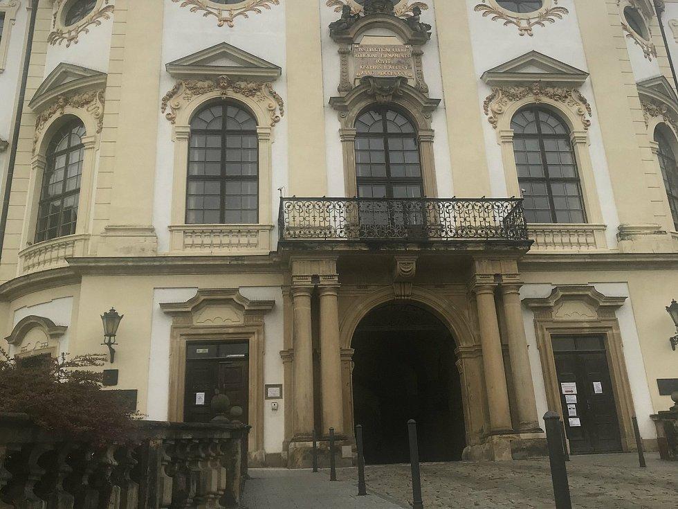 Vojenská nemocnice Olomouc. Ilustrační foto