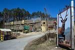 Zoologická zahrada Olomouc v době nouzového stavu.