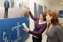 Výstava o podobě Středoevropského fóra v Muzeu umění