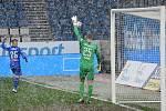 Olomouc remizovala doma se Slováckem v dohrávce 23. kola 0:0.Vít Nemrala