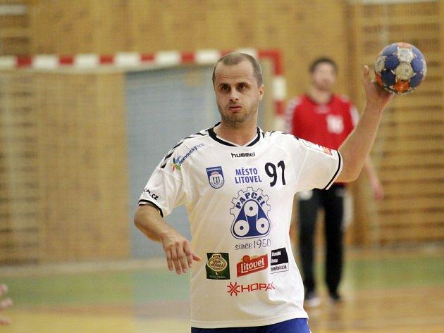 Tatran Litovel porazil v domácí hale Zlín 22:16.