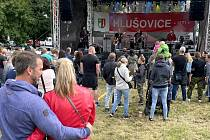 Oslavy 750 let obce Hlušovice, 28. srpna 2021