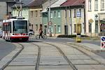Hodolanská ulice v Olomouci. Ilustrační foto