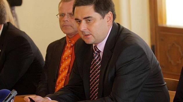 Primátor Martin Novotný