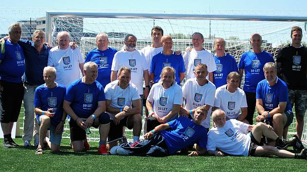 Oslavy 50 let Malého fotbalu Olomouc