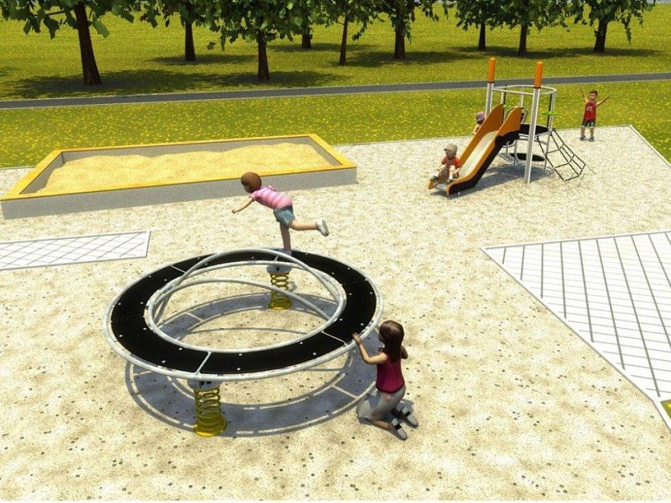 Park Malého prince – doplnění 0-6 let)