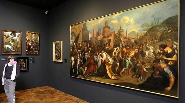 Olomoucká obrazárna v Arcidiecézním muzeu