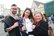 Olomoucké vinné slavnosti. Ilustrační foto