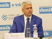 Milan Leckéši, předseda představenstva Agel a.s.