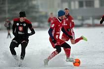 Pavel Moulis u míče