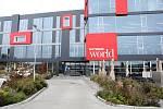 Hotel Nutrend World v Olomouci, kde se koná čtvrtá debata s hejtmanem Olomouckého kraje pořádaná Deníkem